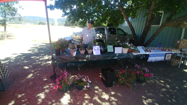 Ron's Edible and Ornamental Plants